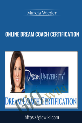Online Dream Coach Certification - Marcia Wieder