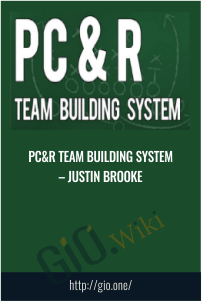 PC&R Team Building System – Justin Brooke