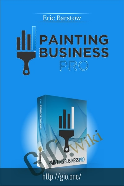 Painting Business Pro - Eric Barstow