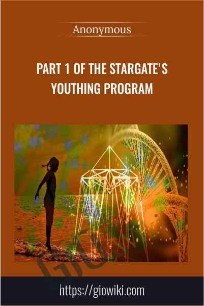 Part 1 of The Stargate's Youthing Program