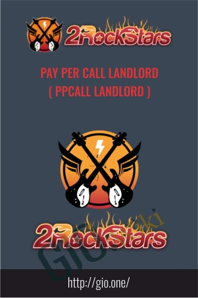Pay Per Call Landlord  ( PPCall Landlord ) - 2RockStars