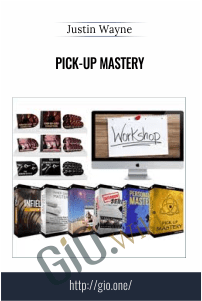 Pick-Up Mastery - Justin Wayne