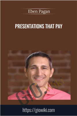 Presentations That Pay