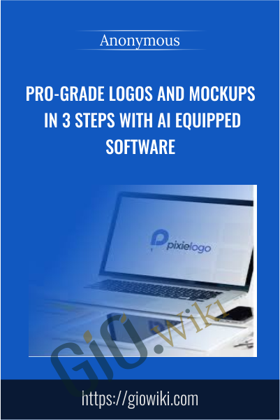 Pro-Grade Logos and Mockups in 3 Steps With AI Equipped Software