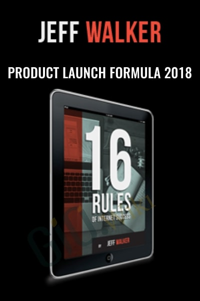 Product Launch Formula 2018