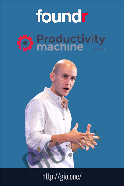 Productivity Machine - Founr