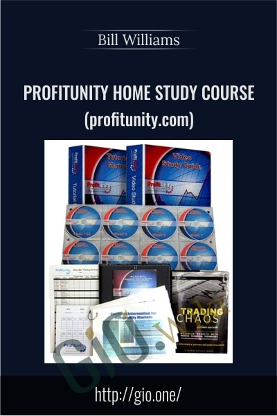 Profitunity Home Study Course - Bill Williams
