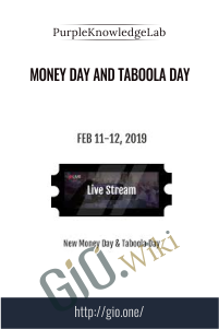 Money day and taboola day