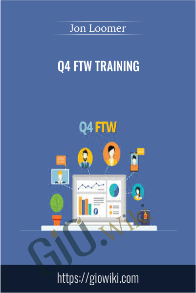 Q4 FTW Training - Jon Loomer
