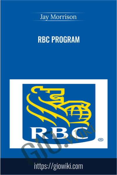 RBC Program - Jay Morrison