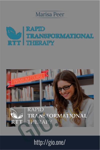 Rapid Transformational Therapy - Marisa Peer