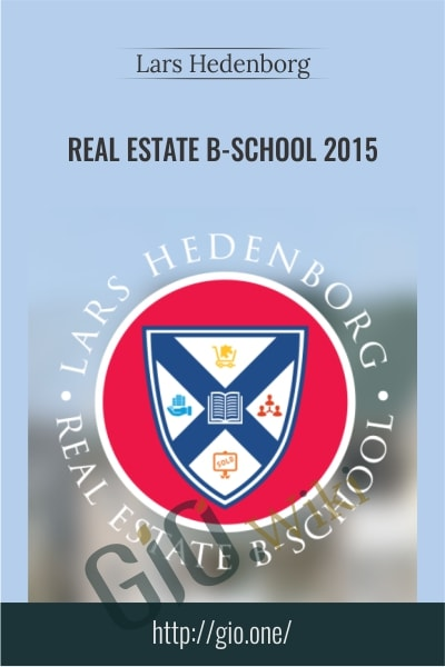 Real Estate B-School 2015 - Lars Hedenborg