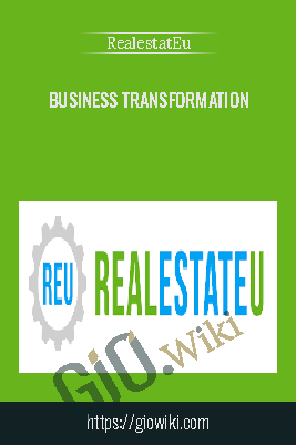 Business Transformation – RealestatEu