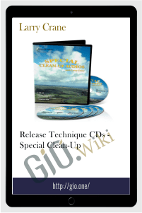 Release Technique CDs - Special Clean-Up - Larry Crane - 256k & FLAC