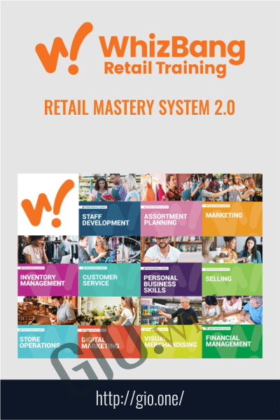 Retail Mastery System 2.0 - Whizbang