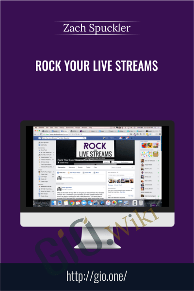 Rock Your Live Streams – Zach Spuckler