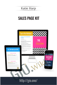 Sales Page Kit – Katie Harp