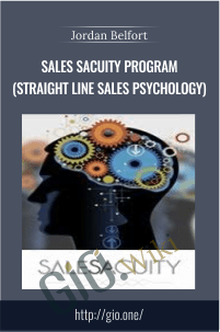 Sales Sacuity Program (Straight Line Sales Psychology) - Jordan Belfort