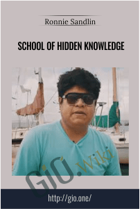 School of Hidden Knowledge – Ronnie Sandlin