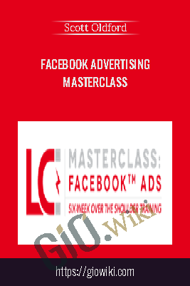 Facebook Advertising Masterclass – Scott Oldford