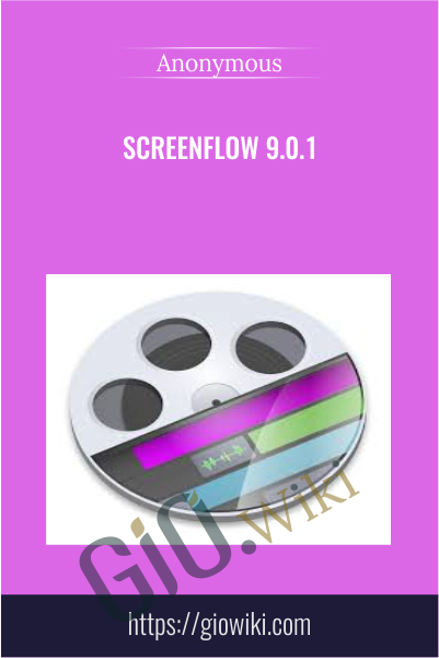 ScreenFlow 9.0.1