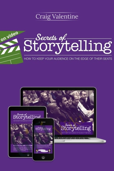 Secrets of Storytelling