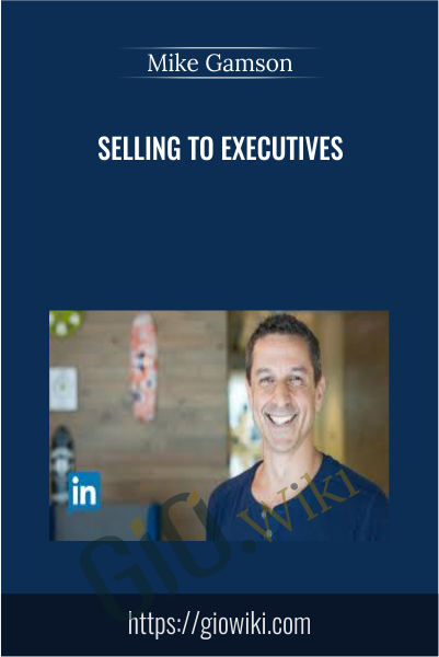 Selling to Executives - Mike Gamson