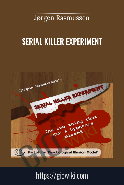 Serial Killer Experiment - Jørgen Rasmussen