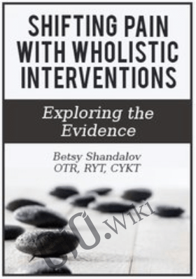 Shifting Pain with Wholistic Interventions: Exploring the Evidence - Betsy Shandalov