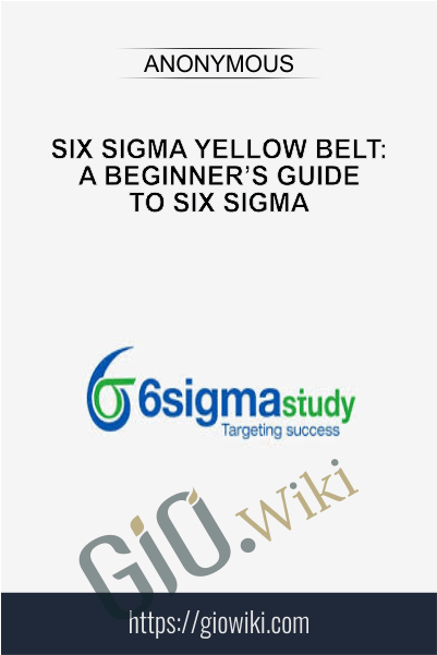 Six Sigma Yellow Belt: A Beginner's Guide to Six Sigma
