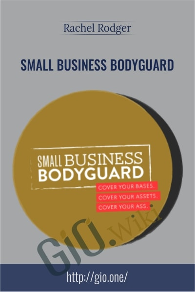 Small Business Bodyguard - Rachel Rodger