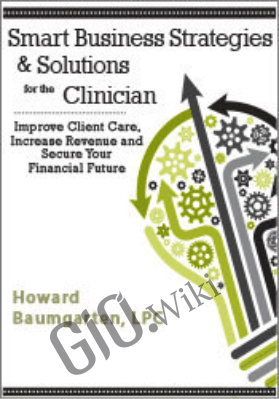 Smart Business Strategies & Solutions for the Clinician: Improve Client Care, Increase Revenue, and Secure Your Financial Future - Howard Baumgarten