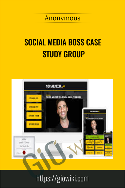 Social Media Boss Case Study Group