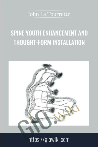 Spine Youth Enhancement and Thought-Form Installation - John La Tourrette
