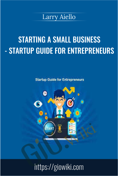 Starting a Small Business - Startup Guide for Entrepreneurs - Larry Aiello