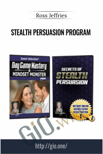Stealth Persuasion Program – Ross Jeffries