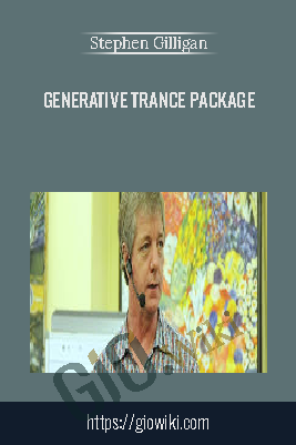 Generative Trance Package – Stephen Gilligan