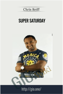 Super Saturday – Chris Reiff
