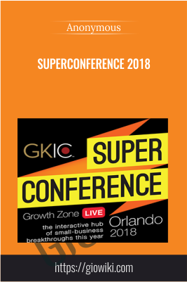 SuperConference 2018