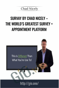 Survay by Chad Nicely – The World's Greatest Survey + Appointment Platform