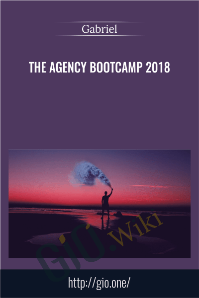 The Agency Bootcamp 2018 - Gabriel