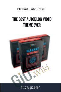The Best Autoblog Video Theme Ever – Elegant TubePress