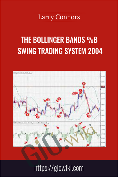 The Bollinger Bands %b Swing Trading System 2004 - Larry Connors