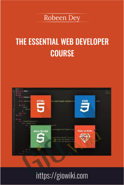The Essential Web Developer Course - Robeen Dey