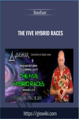 The Five Hybrid Races - Bashar