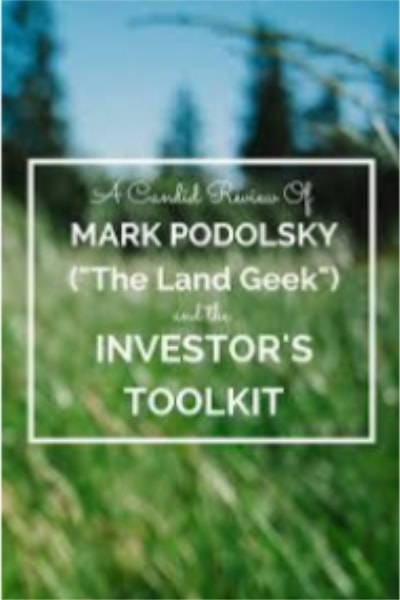 The Investor's Toolkit - Mark Podolsky
