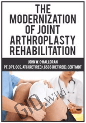 The Modernization of Joint Arthroplasty Rehabilitation - John W. O'Halloran