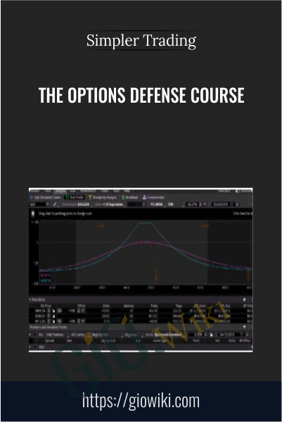 The Options Defense Course - Simpler Trading