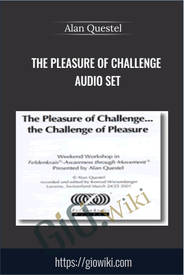 The Pleasure of Challenge Audio Set - Alan Questel