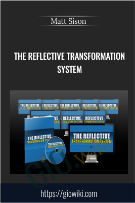 The Reflective Transformation System - Matt Sison